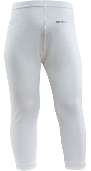 Devold Babies Breeze Long Johns Offwhite